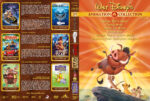 Walt Disney's Classic Animation – Set 11 (2003-2004) R1 Custom Cover