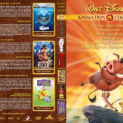 Walt Disney's Classic Animation - Set 11 (2003-2004) R1 Custom Cover