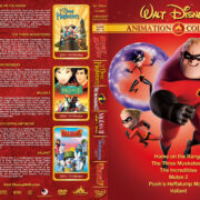 Walt Disney's Classic Animation – Set 12 (2004-2005) R1 Custom Cover