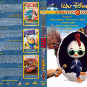 Walt Disney's Classic Animation - Set 13 (205-2006) R1 Custom Cover