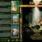Walt Disney's Classic Animation – Set 14 (2006-2007) R1 Custom Cover