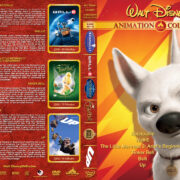 Walt Disney's Classic Animation – Set 15 (2007-2009) R1 Custom Cover