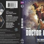 Doctor Who: The Snowmen (2013) R1 Blu-Ray Cover & label