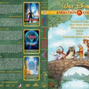 Walt Disney's Classic Animation – Set 17 (2011-2012) R1 Custom Cover