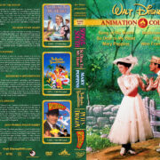 Walt Disney's Live Action Collection – Set 1 (1946-1988) R1 Custom Cover