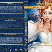 Walt Disney's Live Action Collection – Set 2 (2008-2010) R1 Custom Cover