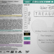 Walt Disney Treasures – Wave 2 (1928-1941) R1 Custom Cover