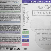 Walt Disney Treasures – Wave 3 (1934-1959) R1 Custom Cover