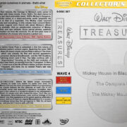 Walt Disney Treasures – Wave 4 (1928-1955) R1 Custom Cover