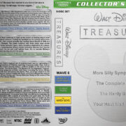 Walt Disney Treasures – Wave 6 (1929-1965) R1 Custom Cover