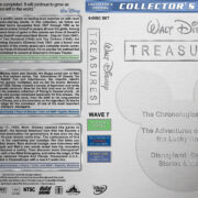 Walt Disney Treasures – Wave 7 (1937-1950) R1 Custom Cover