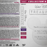 Walt Disney Treasures – Wave 8 (1951-1964) R1 Custom Cover