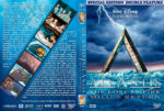 Atlantis Double Feature (2001/2003) R1 Custom Covers