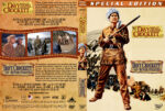 Davy Crockett Double Feature (1955/1956) R1 Custom Cover