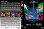Fantasia Double Feature (1946/1999) R1 Custom Cover
