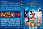 Fantasia Collection (1946/1999) R1 Custom Cover