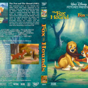 The Fox and the Hound Double Feature (1981/2006) R1 Custom Cover