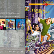The Hunchback of Notre Dame Double Feature (1996/2002) R1 Custom Cover