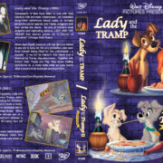 Lady and the Tramp Double Feature (1955/2001) R1 Custom Cover