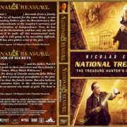 National Treasure: The Treasure Hunter's Collection (2004-2007) R1 Custom Cover