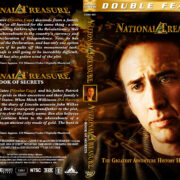 National Treasure / National Treasure: Book of Secrets Double (2004/2007) R1 Custom Cover