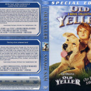 Old Yeller / Savage Sam Double (1957/1963) R1 Custom Cover