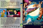 Peter Pan Double Feature (1953/2002) R1 Custom Cover