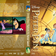 Peter Pan Collection (1953/2002) R1 Custom Cover