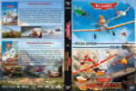 Planes Double Feature (2013/2014) R1 Custom Cover