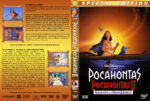 Pocahontas Double Feature (1995/1998) R1 Custom Cover