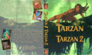 Tarzan Double Feature (1999/2005) R1 Custom Cover