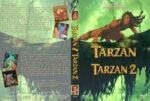 Tarzan Double Feature (1999/2005) R1 Custom Cover