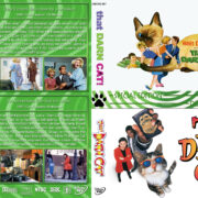 That Darn Cat Double Feature (1965/1997) R1 Custom Covers