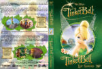 TinkerBell / TinkerBell and the Lost Treasure Double (2008/2009) R1 Custom Cover