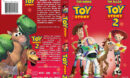 Toy Story / Toy Story 2 Double Feature (1995/1999) R1 Custom Cover