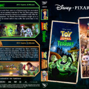Toy Story of Terror / Toy Story that Time Forgot Double (2013-2014) R1 Custom Cover