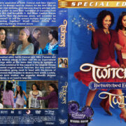 Twitches Double Feature (2005/2007) R1 Custom Cover