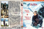 White Fang Double Feature (1991/1994) R1 Custom Cover