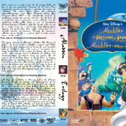 Aladdin Trilogy (1992-1995) R1 Custom Cover
