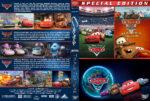 Cars Triple Feature (2006-2011) R1 Custom Cover