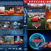 Cars Triple Feature (2006-2011) R1 Custom Cover
