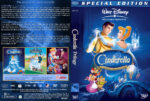 Cinderella Trilogy (1950-2006) R1 Custom Cover