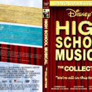 High School Musical: The Collection (2006-2008) R1 Custom Cover