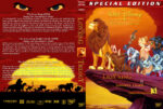 The Lion King Trilogy (1994-2004) R1 Custom Covers