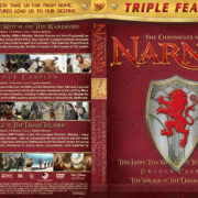 The Chronicles of Narnia Triple Feature (2005-2010) R1 Custom Cover
