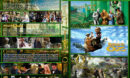 The Wizard of Oz / Return to Oz / Oz the Great and Powerful Triple Feature (1939-1985-2013) R1 Custom Covers