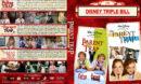 The Parent Trap Triple Feature (1961-1998) R1 Custom Cover