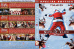 The Santa Clause Trilogy (1994-2006) R1 Custom Covers