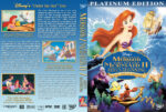 The Little Mermaid Trilogy (1989-2008) R1 Custom Cover