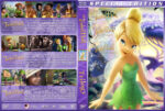 TinkerBell / TinkerBell and the Lost Treasure / TinkerBell and the Great Fairy Rescue Triple (2008-2010) R1 Custom Cover